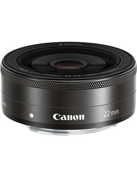 Ef M 22mm F/2 Stm Lens by Canon