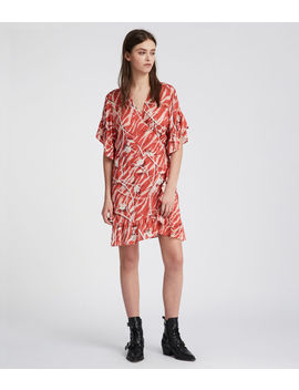 Marlow Kazuno Dress by Allsaints