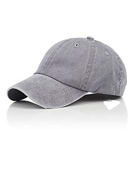 Twill Baseball Cap by Barneys New York
