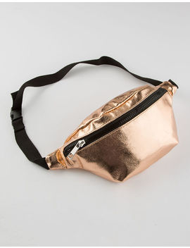 Tyler Gold Fanny Pack by T Shirt & Jeans