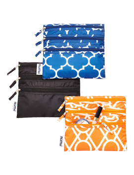 Baggie All Zippered Pouch by Container Store