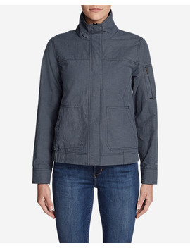 Women's All Purpose Bomber by Eddie Bauer