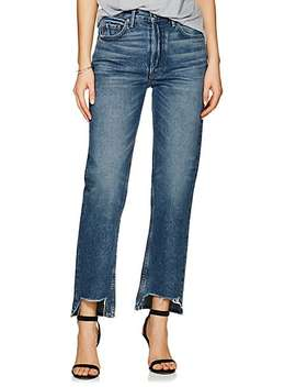 Helena Crop Jeans by Grlfrnd