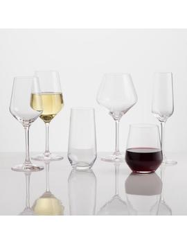 Vintner All Purpose Wine Glasses Set Of 6 by World Market