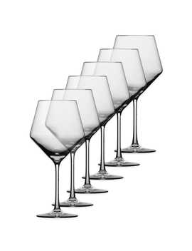 Schott Zwiesel Tritan Pure Burgundy Glasses (Set Of 6) by Bed Bath And Beyond