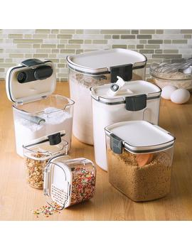 Pro Keeper Baker's Storage Set Of 6 by Container Store