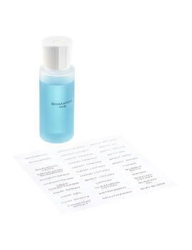 Personal Care Adhesive Labels Pkg by Container Store