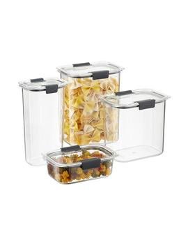 Rubbermaid Brilliance Pantry Set Of 8 by Container Store
