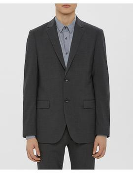 Fine Wool Xylo Jacket by Theory