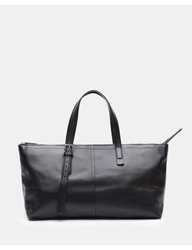 Leather Essential Holdall by Theory