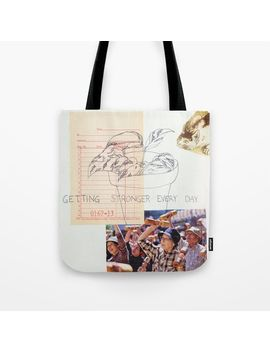 Tote Bag by Abiwhales