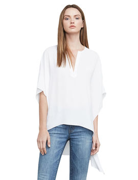 Neda High Low Hem Top by Bcbgmaxazria