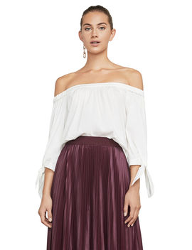 Tamsin Off The Shoulder Top by Bcbgmaxazria