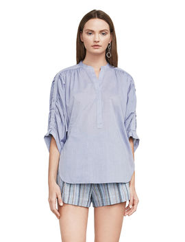 Cindee Gauze Top by Bcbgmaxazria