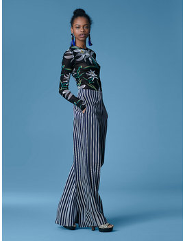 Wide Leg Pants by Dvf