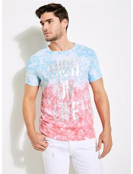 The One Graphic Tee by Guess