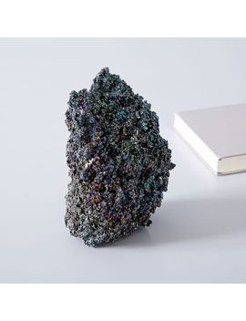 Coal Crystal Object by West Elm