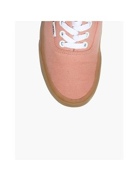 Vans® Unisex Authentic Sneakers In Muted Clay Canvas by Madewell