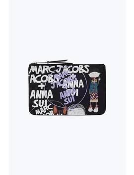 Marc &Amp; Anna Pouch by Marc Jacobs