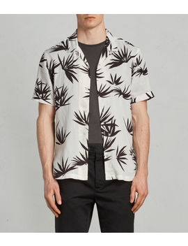 Bhutan Hawaiian Shirt by Allsaints