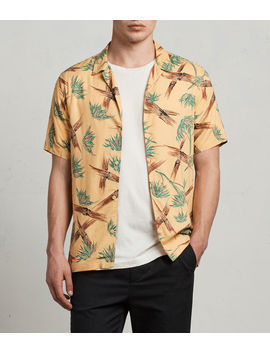 Kalalau Hawaiian Shirt by Allsaints