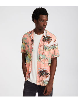 Luau Hawaiian Shirt by Allsaints