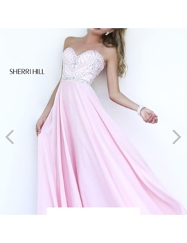 Prom Dress by Sherri Hill
