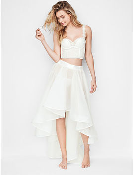 High Low Ruffle Skirt by Victoria's Secret
