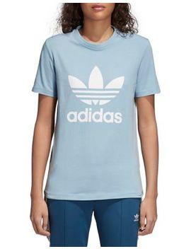 Adicolor Trefoil Tee by Adidas