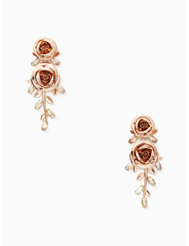 garden-garland-statement-earrings by kate-spade