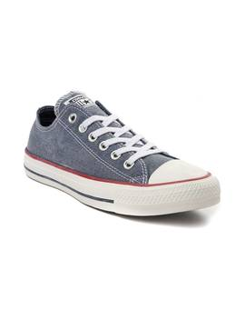 Converse Chuck Taylor All Star Lo Washed Denim Sneaker by Converse