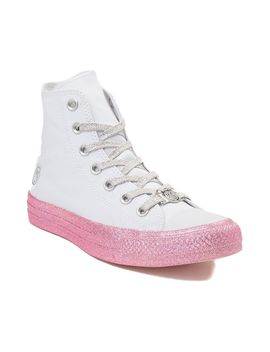 Womens Converse X Miley Cyrus Chuck Taylor All Star Hi Sneaker by Converse