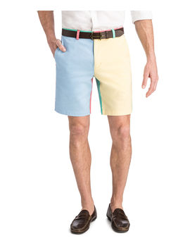 9 Inch Paneled Party Shorts by Vineyard Vines