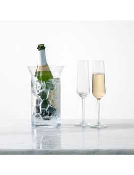 Schott Zwiesel Pure Champagne Bucket by West Elm