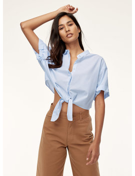 Knotted Shirt by Community