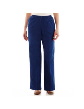 Alfred Dunner® Denim Pull On Pants by Alfred Dunner