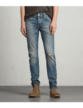 Iowa Reed Straight Jean by Allsaints