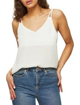 Apex Cut Out Camisole by Miss Selfridge