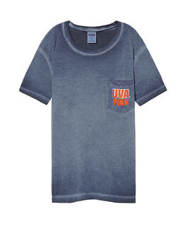 University Of Virginia Campus Short Sleeve Tee by Victoria's Secret