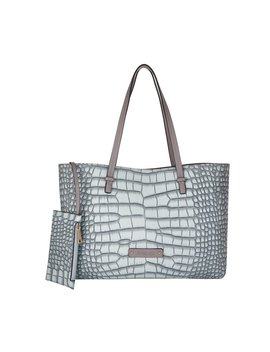 Tote De L'amour   Gray by De Vesi