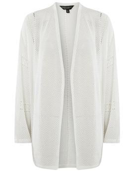 Ivory Pointelle Kimono by Dorothy Perkins