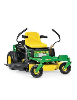 "Z355 E 48 In. 22 Hp Gas Dual Hydrostatic Zero Turn Riding Mower by <A Class=""Bttn Outline Bttn  Cta"" Href=""/B/Outdoors Outdoor Power Equipment Riding Lawn Mowers/John Deere/N 5yc1v Zt7 Zc5ax"" Data Target=""N/A"">                 <Span Class=""Bttn  Content"">John Deere</Span>             </A>"