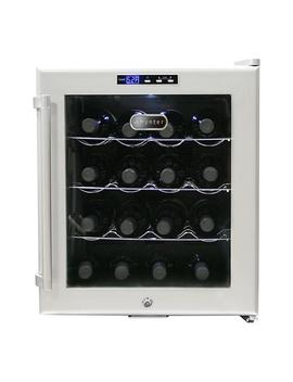 "16 Bottle Thermoelectric Wine Cooler by <A Class=""Bttn Outline Bttn  Cta"" Href=""/B/Appliances Wine Beverage Keg Coolers/Whynter/N 5yc1v Z6r2 Zc3o4"" Data Target=""N/A"">                 <Span Class=""Bttn  Content"">Whynter</Span>             </A>"