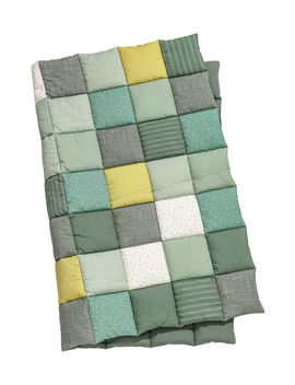 Quilted Blanket by H&M