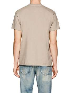 Anti Expo Cotton T Shirt by John Elliott