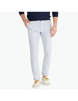 J.Crew Mercantile Driggs Slim Fit Pant In Oxford Cloth by J.Crew