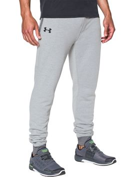 Under Armour Men's Threadborne Fleece Stacked Jogger Pants by Under Armour