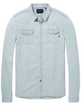 Classic Western Shirt by Scotch&Soda