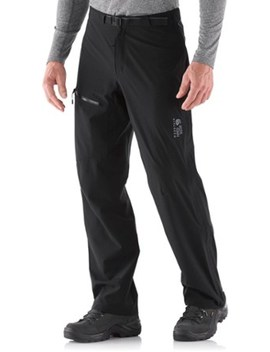 "Mountain Hardwear   Stretch Ozonic Rain Pants   Men's 32"" Inseam by Rei"
