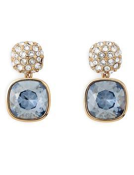 Erin Gold Crystal Earrings by L.K.Bennett